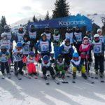 BSK Takmicarska skola skijanja
