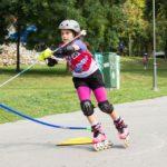 Beogradska rolerijada - slalom roleri